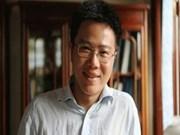 """越南吴宝珠教授和吉米范获""""全球青年领袖奖"""""""